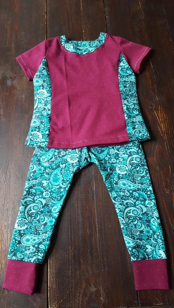 Shirt Advena met Obris broek